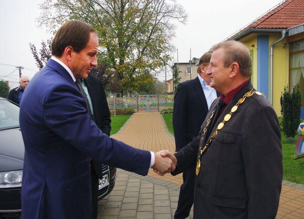 Do Kechneca zavítala návšteva z Krasnojarského kraja