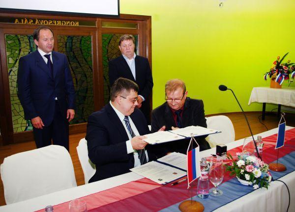Ruská delegácia